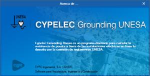 CYPELEC Grounding UNESA